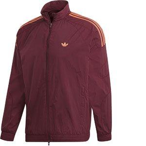 Adidas Flamestrike Wv Tt veste de survêtement Hommes bordeaux T. XXL