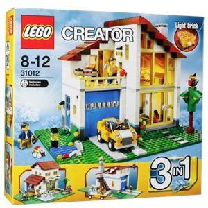 Lego 31012 - Creator 3 en 1 : La maison de famille