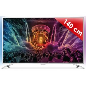 Philips 55PUS658112 - Téléviseur LED 139 cm ultra-plat 4K Android TV