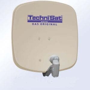 TechniSat DigiDish 45 Single - Antenne parabole LNB Single
