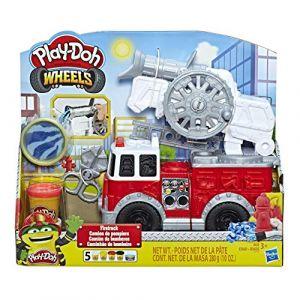 Play-Doh E6103 véhicule pour enfants, Pâte à modeler