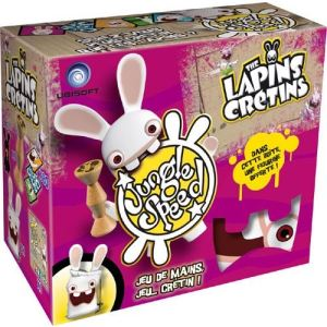 Asmodée Jungle Speed : Lapins Crétins