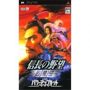 Tecmo Koei Nobunaga No Yabou: Reppuuden With Power Pack [Import Japonais]