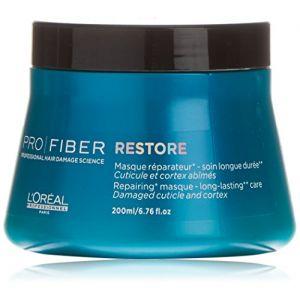 L'Oréal Pro Fiber Restore - Masque réparateur soin longue durée