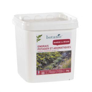 Botanic Engrais potager et aromatiques 3kg