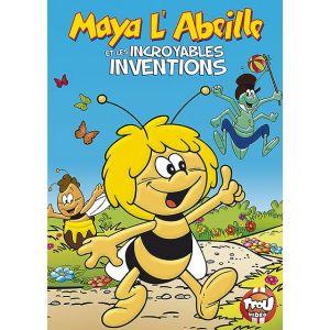Maya l'abeille : Maya l'Abeille et les incroyables inventions