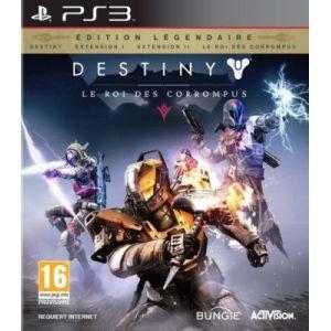 Destiny : le Roi des Corrompus [PS3]