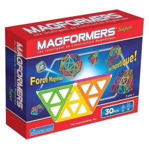 Magformers Super 30 pièces
