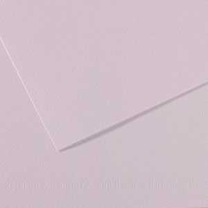Canson Papier Mi-Teintes 160 g/m² - 50 x 65cm 104 - Lilas