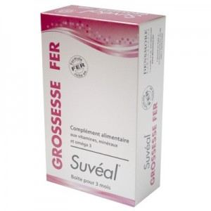 Densmore Suvéal - Grossesse Fer 90 capsules