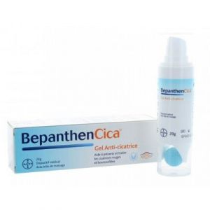 Bayer Bepanthen Cica gel anti-cicatrices - Gel 20 g