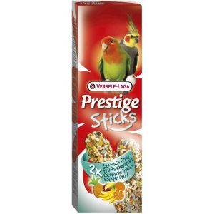 "Versele Laga Prestige sticks ""Fruits Exotiques"" Grandes Perruches"