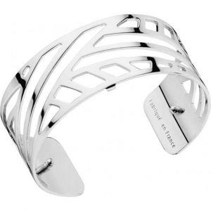 Les Georgettes Bracelet Ruban Argent Medium