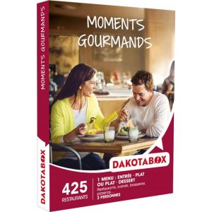 Dakota Box Moments gourmands - Coffret cadeau