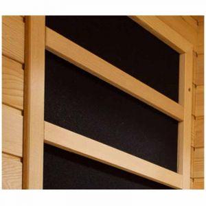 Veryspas Sauna Infrarouge Cervin 1 Place