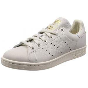 Adidas Stan smith premium baskets homme blanc 40