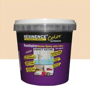 Résinence 7321 - Résine couleur Sable 250 ml