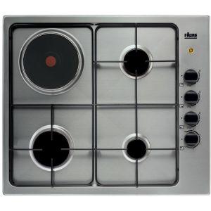 Faure FGM 63444 XA - Table de cuisson mixte 4 foyers