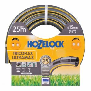 Image de Hozelock Tuyau d'arrosage Tricoflex? Ultramax (15 - 25) - Ø mm : 15 - Longueur m : 25