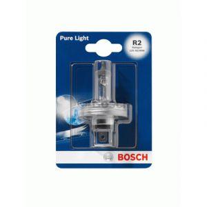 Bosch 1 Ampoule R2 HALOGEN Pure Light 12V