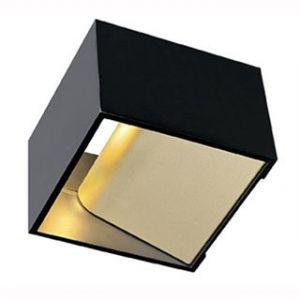 Image de DM Lights Logs In LED DM 151320 Noir/laiton