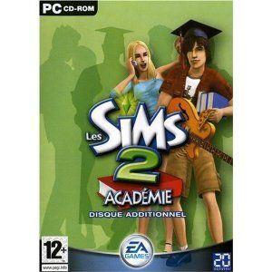 Les Sims 2 : Académie - Extension du jeu [PC]