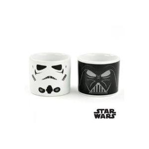 Coquetiers en céramique Star Wars