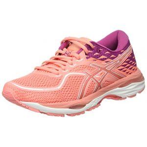 Asics Gel-Cumulus 19, Chaussures de Running Femme, Rose (Begonia Pink/Begonia Pink/Baton Rouge 0606), 37.5 EU