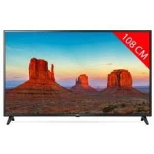 LG 43UK6200 - TV LED 4K 108 cm