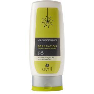 Avril Après-shampooing Réparation cheveux secs et abîmés Certifié Bio