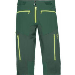 Norrona Fjora Flex1 Shorts (M) Jungle Green Textile VTT homme