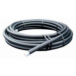 Anjou connectique 25ml Tube PEHD BANDE BLEU eau potable (tube PE) NF-PN16 Ø25x3,0