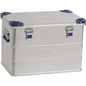 Alutec CAISSE DE TRANSPORT INDUSTRY 73 13073 ALUMINIUM (L X L X H) 580 X 385 X 410 MM 1 PC(S)