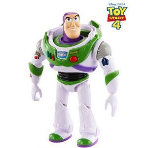 Mattel Toy story 4 : Figurine parlante 17 cm Buzz l'éclair