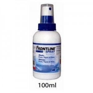 Frontline Spray antiparasitaire chien / chat