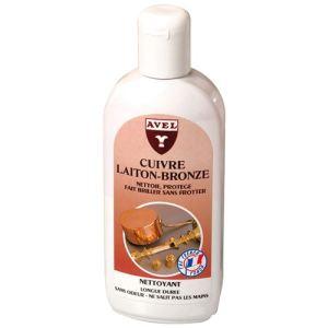 Avel Nettoyant pour cuivre/laiton/bronze (250 ml)