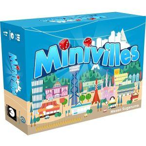 Moonster Games Minivilles