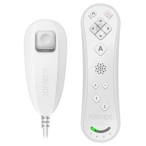 Konix Duo pack controller Wii et Wii U