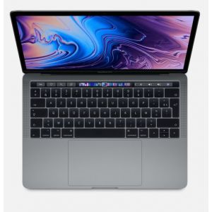 Apple MacBook Pro 13.3'' Touch Bar 256 Go SSD 8 Go RAM Intel Core i5 quadricoeur à 2.4 GHz Gris sidéral