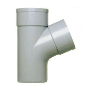 GIRPI 190292 - Culotte à 67°30 Mâle / Femelle Diamètre 100 mm