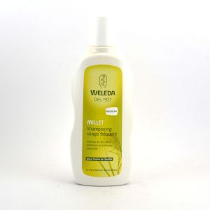 Weleda Millet Usage Fréquent Shampooing 190ml