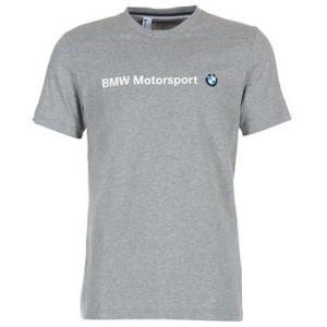 Puma T-shirt BMW MSP LOGO TEE Gris - Taille S,M,L,XL,S