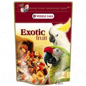 Versele Laga Friandises pour perroquet Exotic Fruit - 600 g