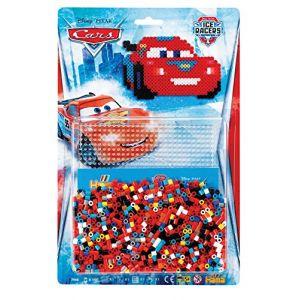 Hama Blister de 1100 perles moyennes Disney Cars