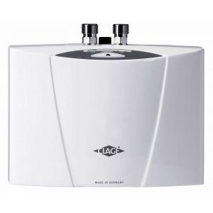 Chauffe eau électronique instantané SMARTRONIC à commande électronique pour lavabo ou évier MCX 6 Débit 3,3 l/min Puissance : 5,7 kW 230 Volt 25 A, avec câble MONO CLAGE