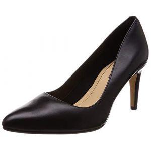 Clarks Laina Rae cuir Femme-36-Noir