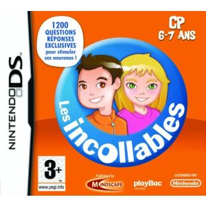 Les Incollables CP [NDS]