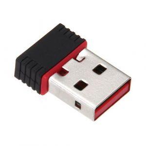 Mini Clé USB Wifi Adaptateur LAN 802.11 n/g/b Carte Réseau Sans Fil 150Mbps