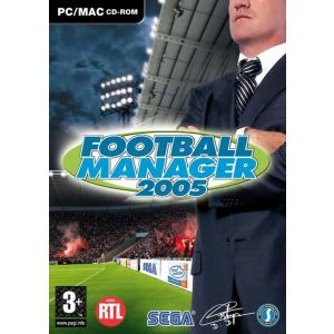 Football Manager 2005 [PC]