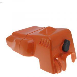 Jardiaffaires Capot moteur adaptable tronçonneuse Stihl 017, 018, MS170 ou MS180